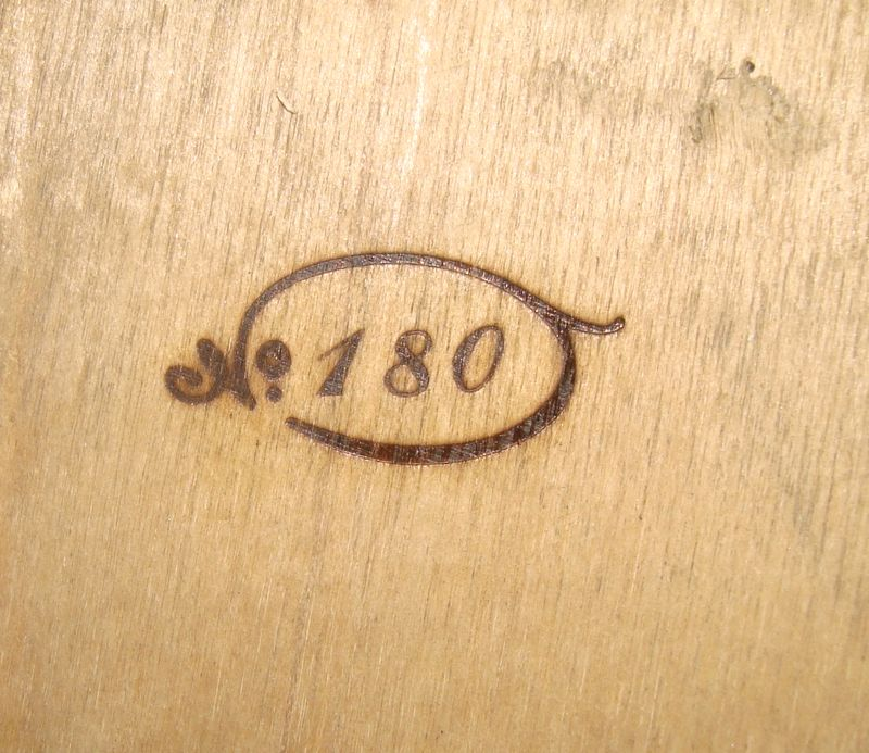 Как сделать своё клеймо для дерева